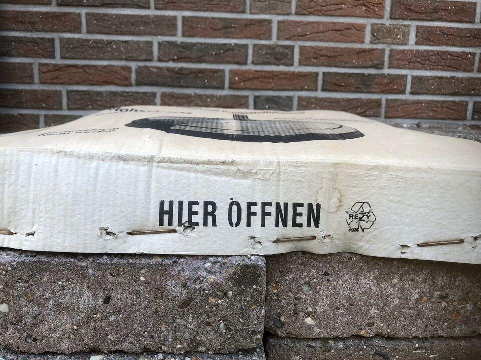 Sonnenschirmständer Beton mit Kunststoffüberzug 30 Kg  NEU/OVP in Bremen - Borgfeld