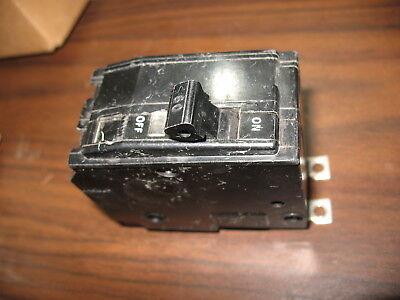 Square D Qob260 Bolt On Circuit Breaker Two Pole 60 Amp