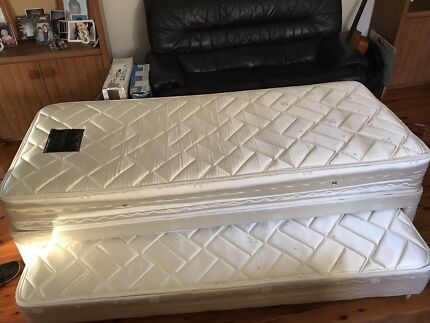 King size trundle bed