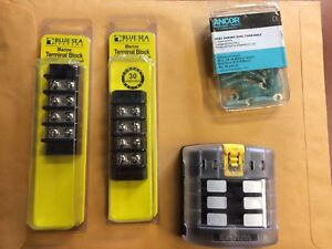 Blue Sea Systems, Ancor boat wiring items