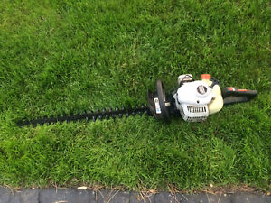 "Echo 24"" Commercial Hedge Trimmer - excellent condition"