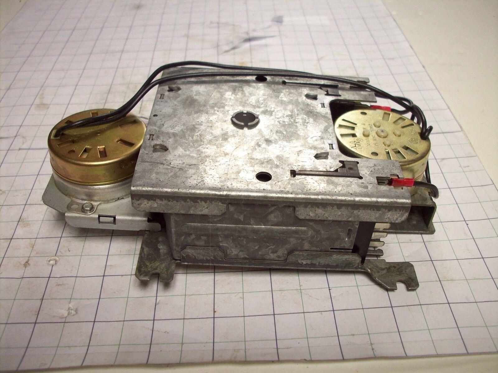 New KitchenAid Dishwasher Timer Assembly Part# E-2407712 / 4
