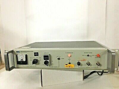 Hpagilent 105b Quartz Frequency Standard - As Is