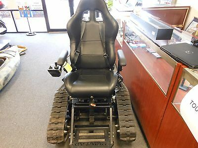 TracFab Off Road All Terrain Electric Wheelchair
