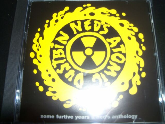 Ned's Atomic Dustbin ‎– Some Furtive Years: A Ned's Anthology CD – Like New