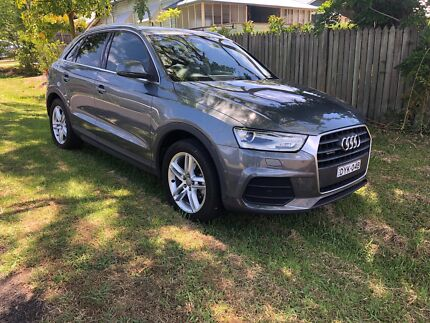 2015 Audi Q3 SUV Manly Manly Area Preview