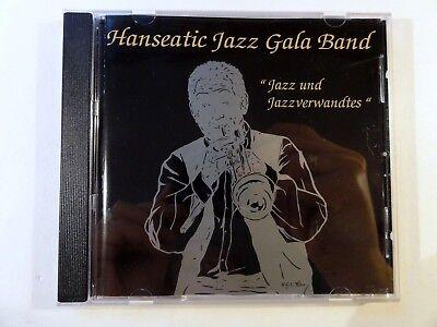 Hanseatic Jazz Gala Band - Jazz und Jazzverwandtes - /CD TOP + RAR (O92 Gala-band