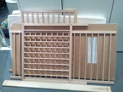 Ikea Cot with mattress