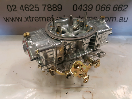 Holley carb rebuilds we can reco your carburettor