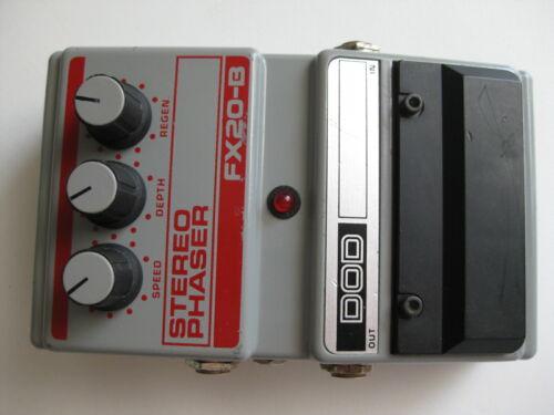 Vintage DOD FX20B Phaser Guitar Effect Pedal