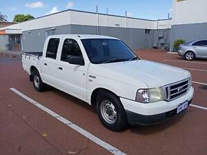 Ford Courier 4 cylinder fuel injected 5 speed manual transmission