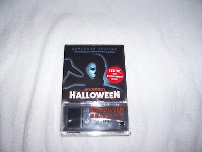 HALLOWEEN-DVD-SEALED FILM CELL INSIDE!  ORIG 1978 FILM CELL-RARE!-MICHAEL MYERS!](Halloween 1978 Extended Edition)
