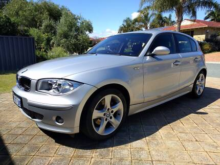 2005 BMW 120i Leather Memory seat and only 76,926 KMS