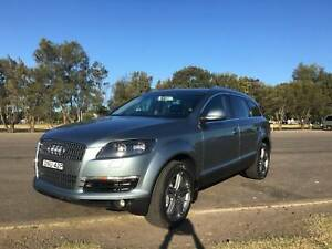 Audi Q7 3.0 Diesel 7 Seater OCTOBER 2018 NSW REGO
