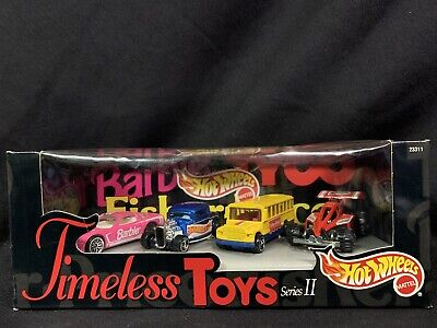 HOT WHEELS TIMELESS TOYS SERIES 2 CAR SET TYCO FISHER PRICE BARBIE 32 FORD