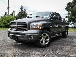 2006 Dodge Ram 1500 TRX4 Off Road Quad Cab 4X4