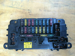 1995 honda prelude fuse box location 93 prelude fuse box