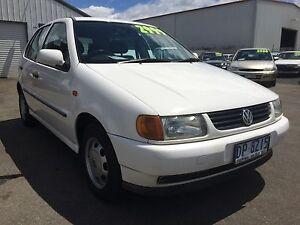 1997 Volkswagen Polo Hatchback Invermay Launceston Area Preview