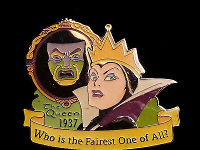 Disney Countdown to the Millennium Pin Evil Queen 1937/ #99 of 101/ Retired