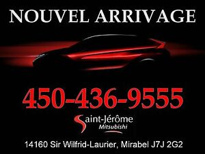 Mitsubishi Outlander  2014 ES AWD BLUETOOTH AIR AUBAINE!!