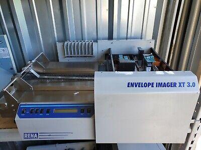 2 Rena Envelope Imager Xt 3.0 Address Printer Quadient Neopost 2 Machines