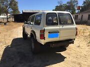 1991 Toyota Land Cruiser 80 series Edgewater Joondalup Area Preview