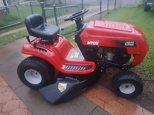 MtD Ride on Lawn Mower Whalan Blacktown Area Preview