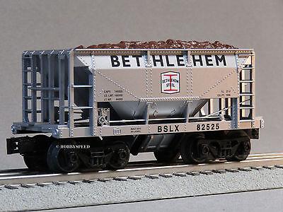 LIONEL BETHLEHEM STEEL ORE CAR O GAUGE train load mill slag iron 6-81270 OC NEW