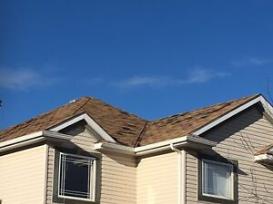 Roof repairs, blown off shingles! $150 same day service!