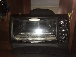 B&D Toaster Oven, excell working cond, 30.00/OBO