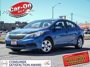 2014 Kia Forte PWR GRP BLUETOOTH ONLY $52 BI-WEEKLY o.a.c
