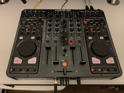Allen Heath Xone DX Serato Itch Professional DJ Controller Xone DX UK Built - $99.00
