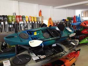 Tarpon 100 sit-on kayak + free paddle
