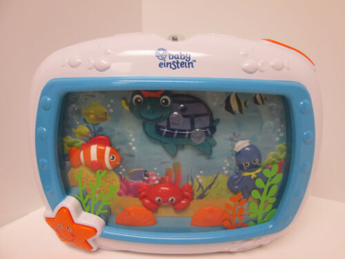 Baby Einstein Sea Dreams Soother Aquarium Light Sound Sleep Machine