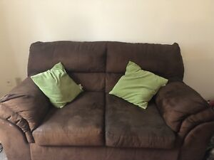 Matching Loveseat and couch