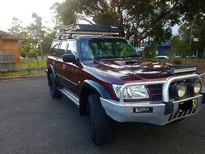 2003 NISSAN PATROL ST 4X4 3.0L TURBO DIESEL-SWAP/SALE Sefton Bankstown Area Preview