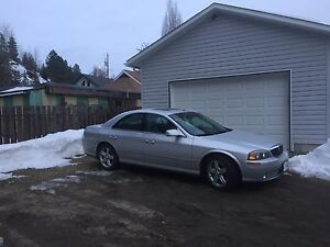 2002 Lincoln LS manual transmission