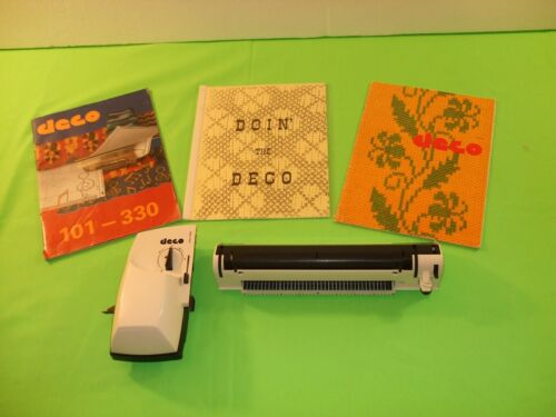 Nice Passap Duomatic 80 DECO Punch Card Reader and Selector