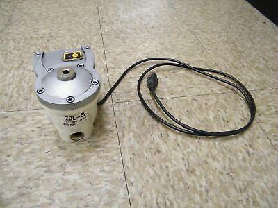 Smart Guard Pro Zdl-50 Auto Drain 12 Npt 230psi 115volt Automatic Speedaire