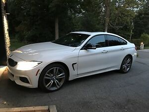 2017 BMW 440i Gran Coupe M Pack full equip - Transfert bail