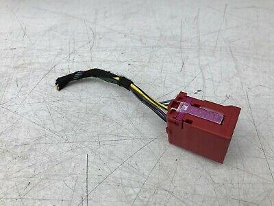 VW AUDI SEAT SKODA WIRING LOOM CONNECTOR PLUG SOCKET REPAIR 4F0972575B
