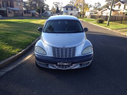 2002 pt cruiser Heckenberg Liverpool Area Preview