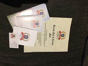 4 Golf Passes to Beverly Golf and Country Club