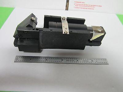 Microscope Part Polyvar Reichert Leica Confocal Assembly Optics As Is Binp1-13
