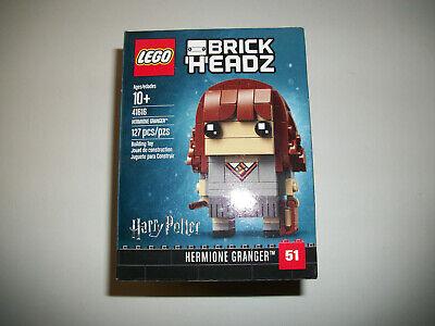 Lego Brickheadz Sealed Se 41616 New Harry Potter Hermione Granger