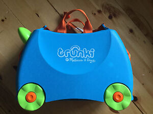 Trunki suitcase for kids