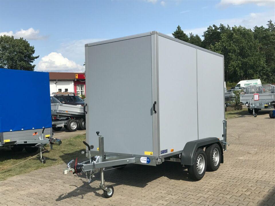 ⭐Anhänger Saris Koffer FW2700 2700 kg 306x154x180cm Seitentür NEU in Schöneiche bei Berlin