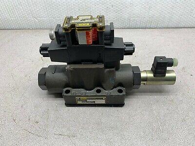 New Parker Hydraulic Valve D1vhw4cnycf56 Pilot D61vw9c2nycf5616 75