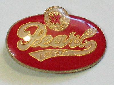 Pearl Lager Beer Vintage Beer Pin (#2) **