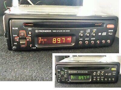 Pioneer DEH-405SDK Radio CD Player Receiver stereo Porsche, Mercedes, BMW, Audi , usado segunda mano  Embacar hacia Argentina